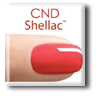 CND Shellac used at His & Hers Hair Company, Wyoming, MN  55092